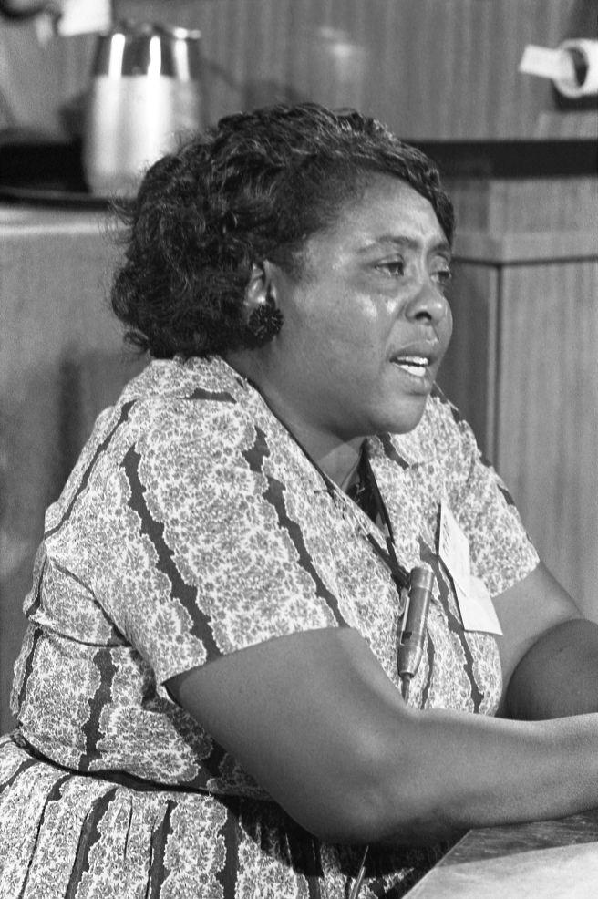 Fannie Lou Hamer (1917-1977