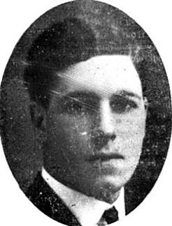 A young Arthur Benjamin
