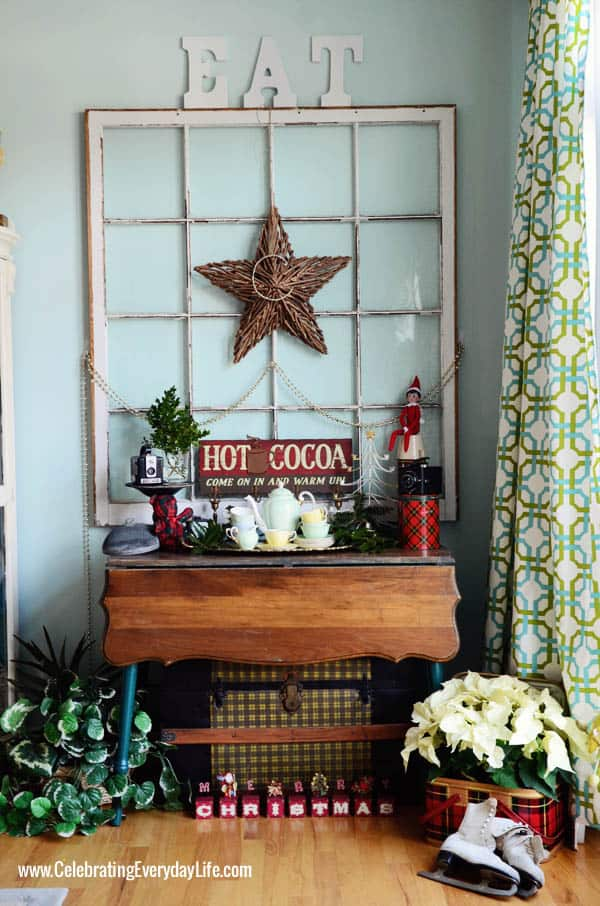 Cocoa Station, Celebrating Everyday Life with Jennifer Carroll