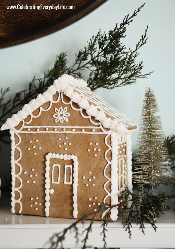 Gingerbread House, Celebrating Everyday Life with Jennifer Carroll