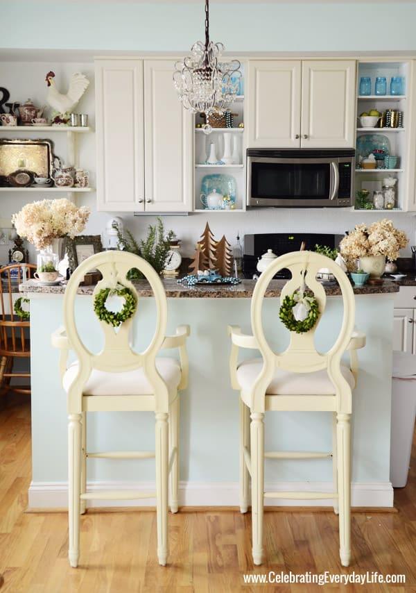 Christmas Kitchen, Celebrating Everyday Life with Jennifer Carroll