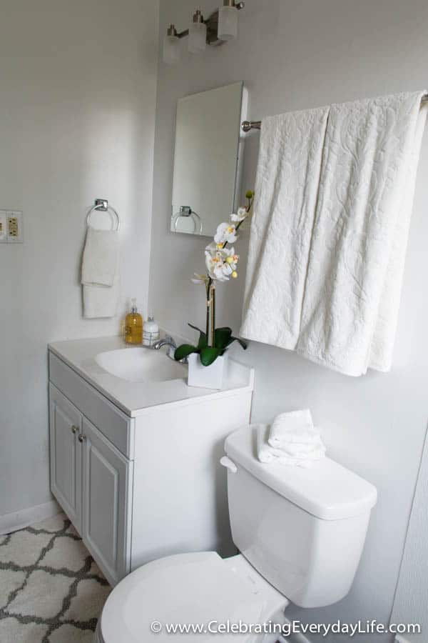 How To Stage A Bathroom Or Two Celebrating Everyday Life With Jennifer Carroll
