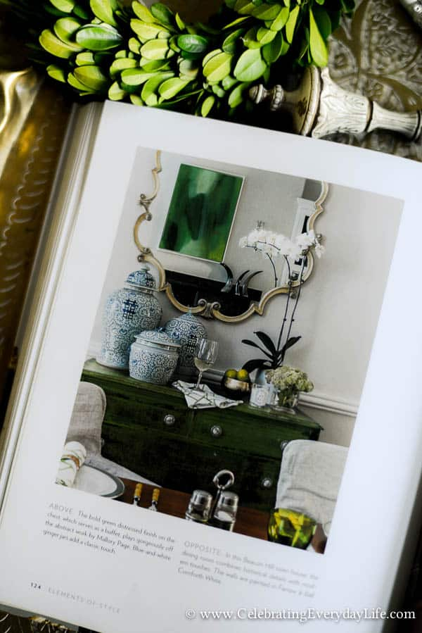 On My Bookshelf Elements Of Style By Erin Gates