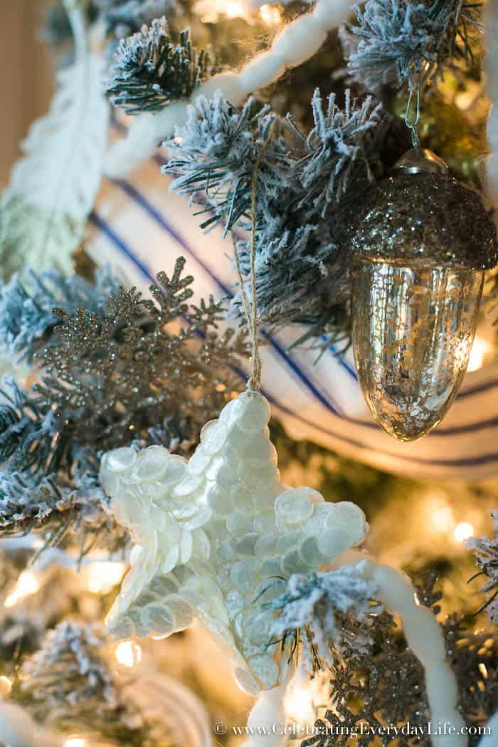 5 tips to decorate a farmhouse christmas tree celebrating everyday life with jennifer carroll - A Farmhouse Christmas
