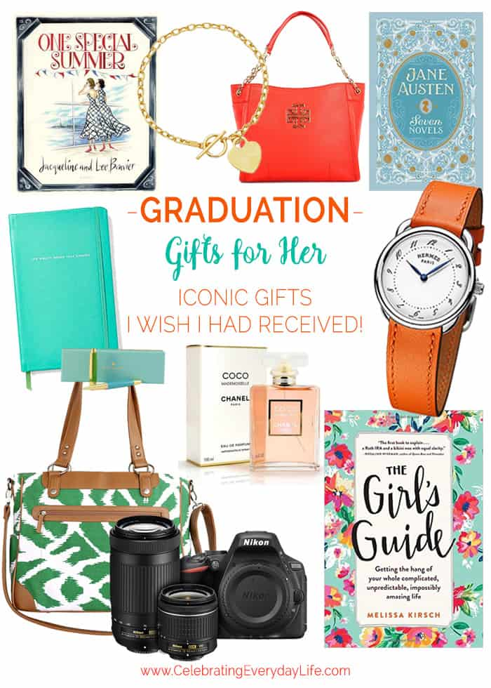 Great Graduation Gifts For Her Iconic Graduation Gifts For Every Budget That Will Inspire Your