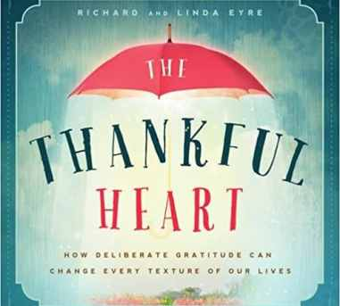 The Thankful Heart, Thanksgiving Book