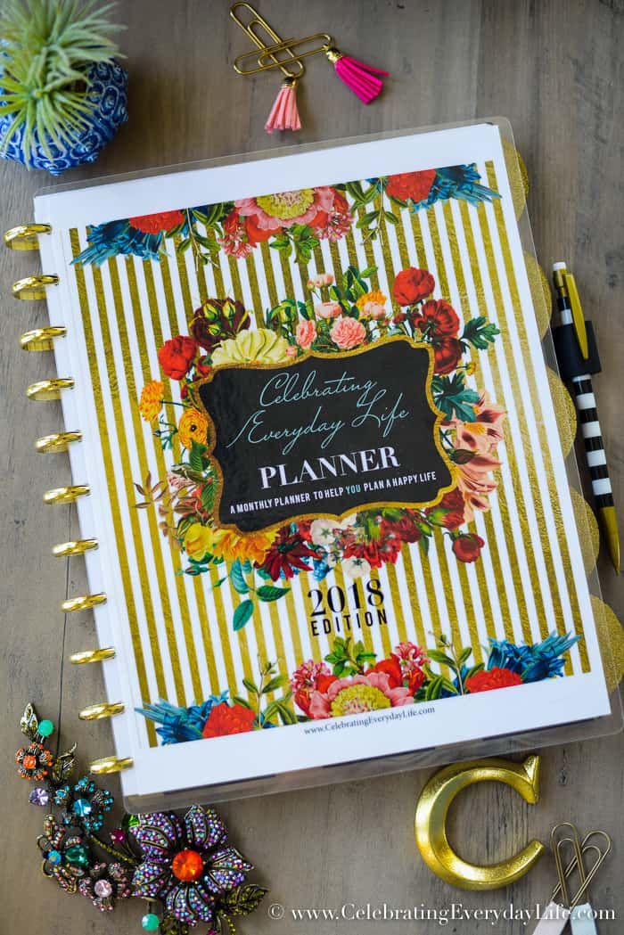 my ultimate planner to help you have your best year