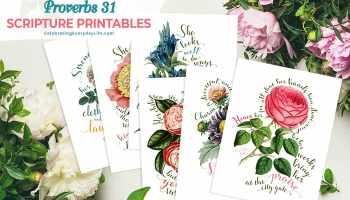 Mother's Day Printable Set