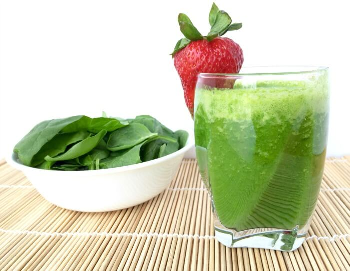 The added ginger in this smoothie reduces inflammation and allows the body to recover faster.