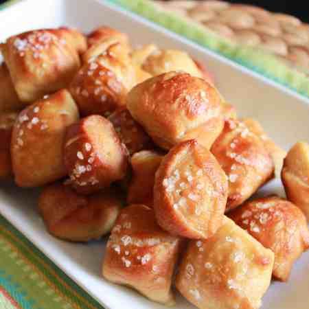Soft pretzels 1