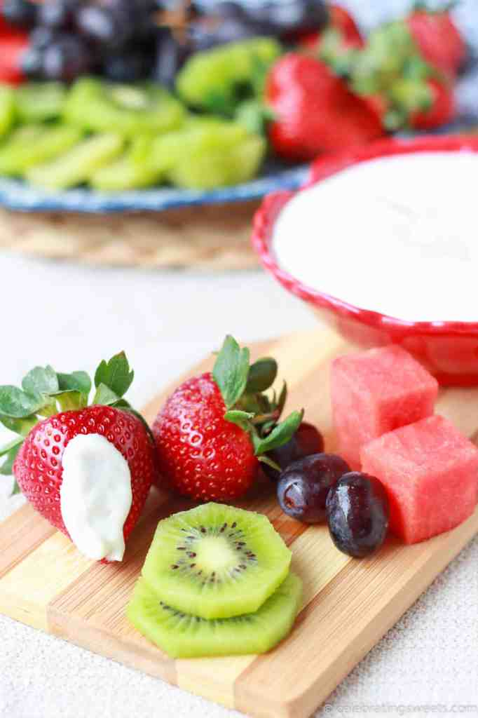 fruit dip with cream cheese easy healthy fruit smoothies