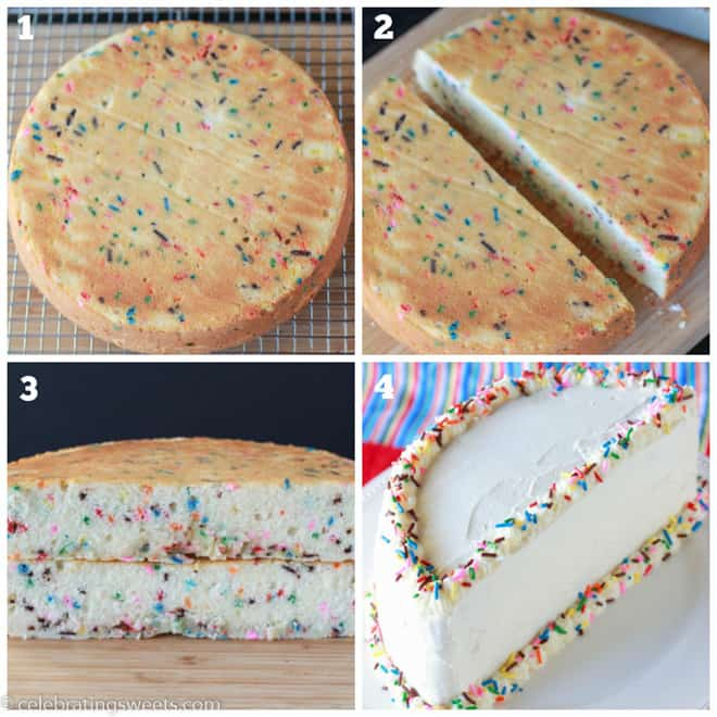 Half Birthday Cake Collage-2
