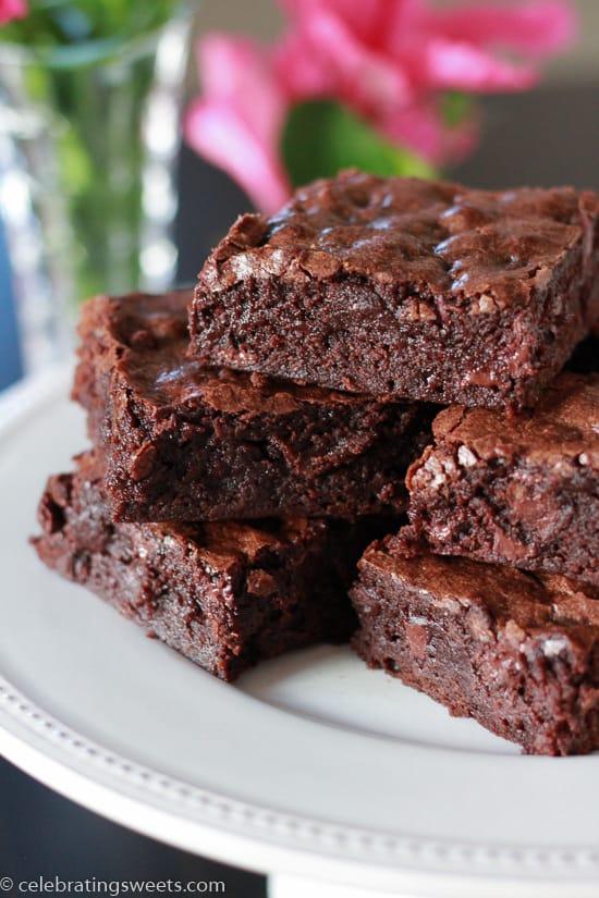 Rich Fudgy Brownies - 2