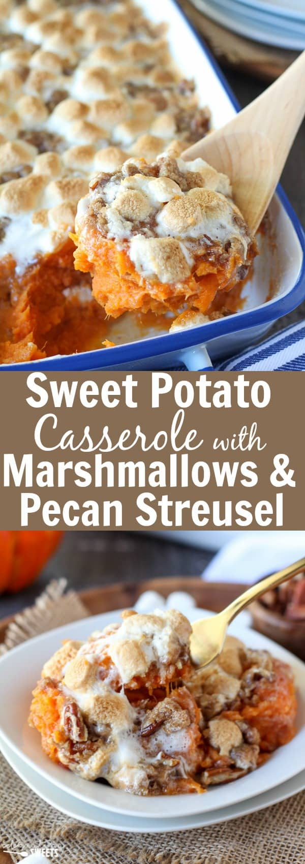 Canned sweet potato recipes without marshmallows nutrition