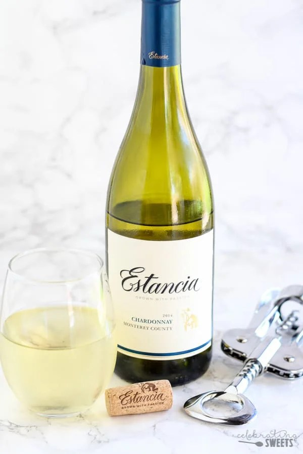 Chardonnay Room Temperature Or Chilled