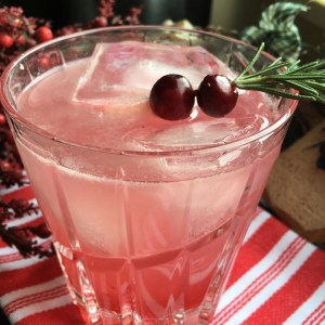 Holiday cocktail recipes: Cranberry Margarita