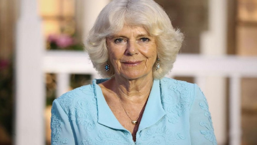 Camilla Parker Bowles Raises Awareness For Domestic Abuse ...