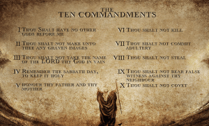 This is My Commandment – Alan Lebak
