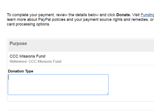 donation-Angel, Review Your Donation - PayPal