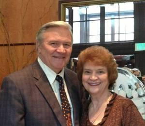 Pastor Larry and Carole Arendas