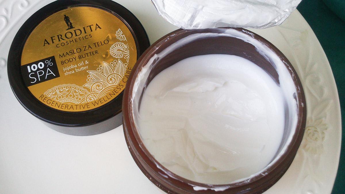 Afrodita 100 % SPA maslac za tijelo