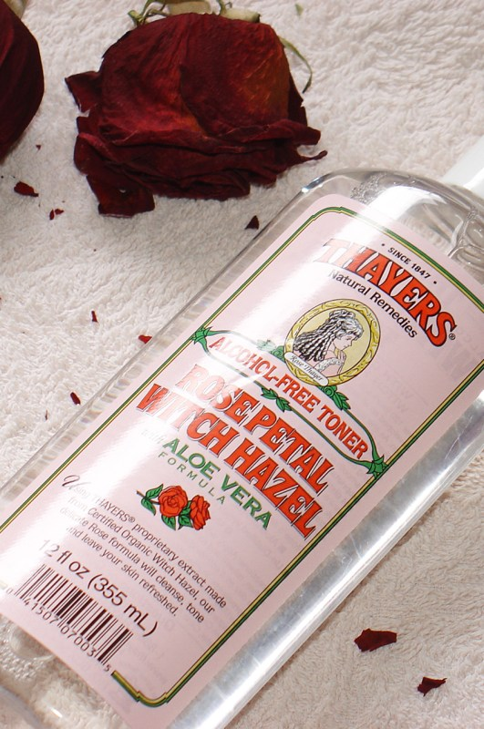 Recenzija – Thayers Rose Petal Witch Hazel Toner