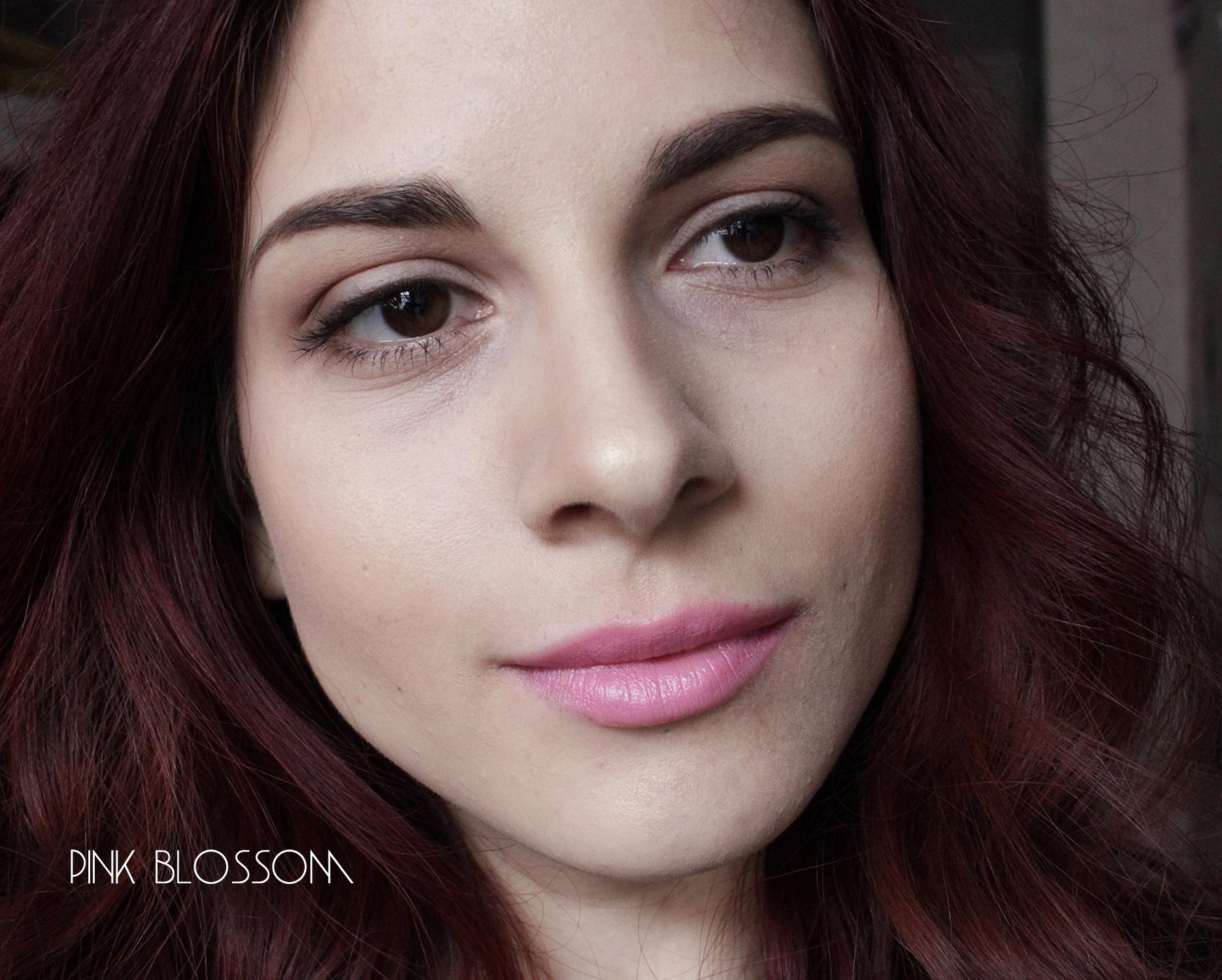 Avon Hidrokolor Indulgence Pink Blossom