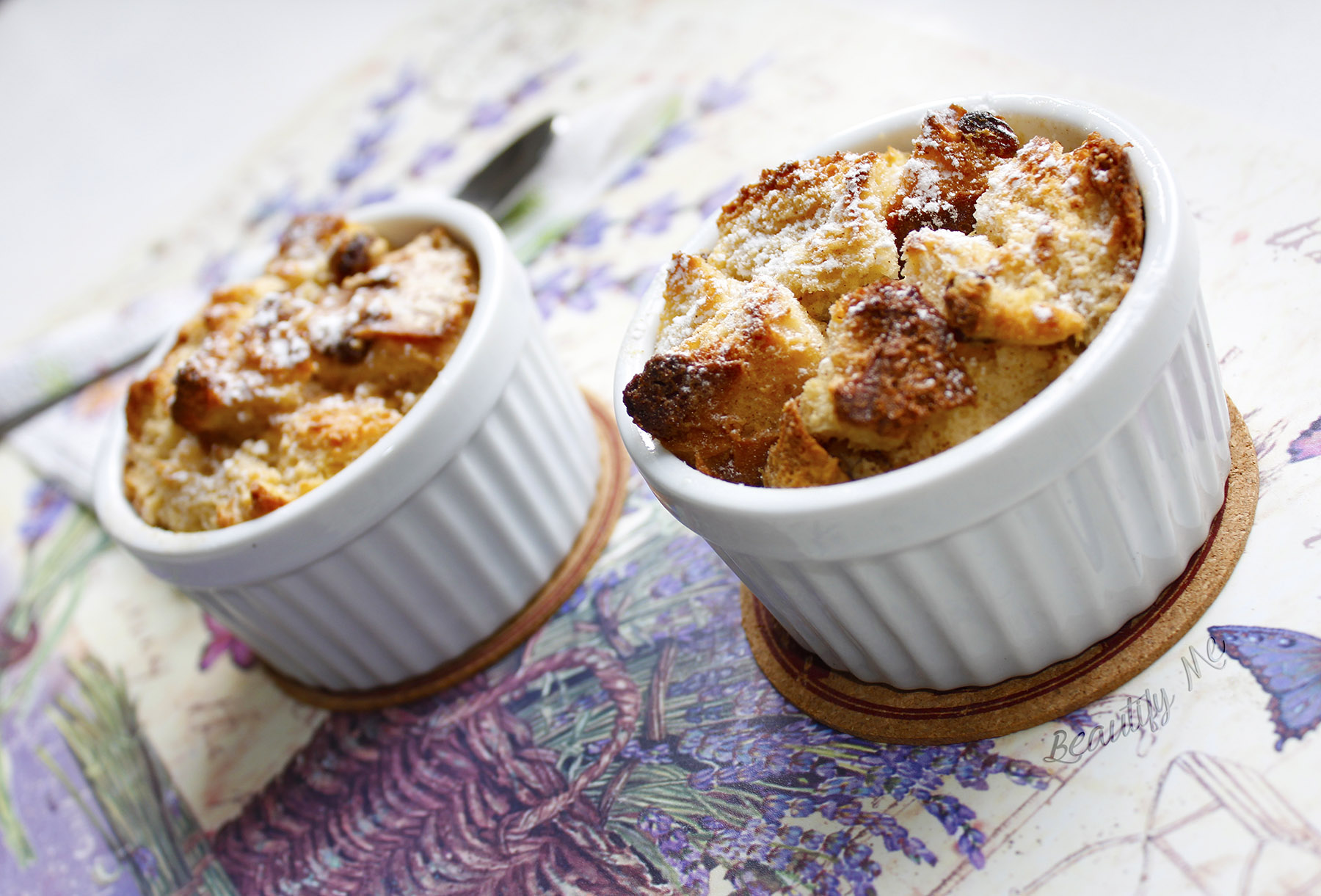 puding od kruha bread pudding