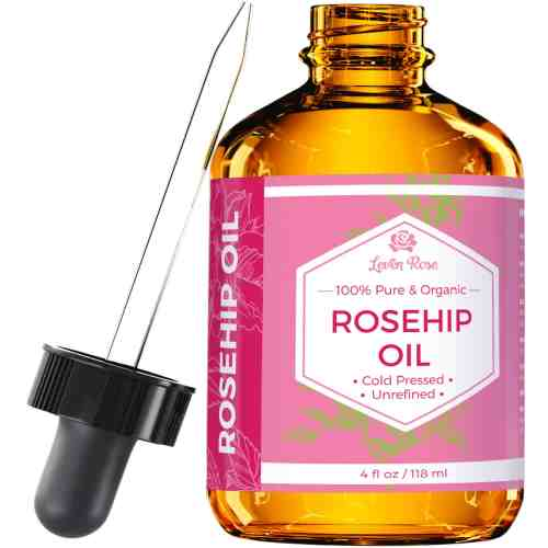 Leven Rose Organic Rosehip Oil