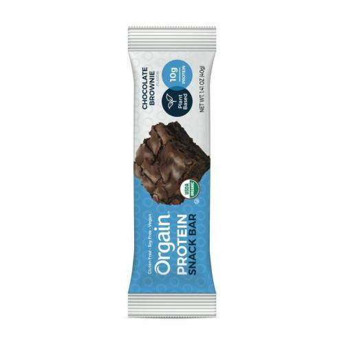 Orgain Organic Protein Bars - 12 Pack