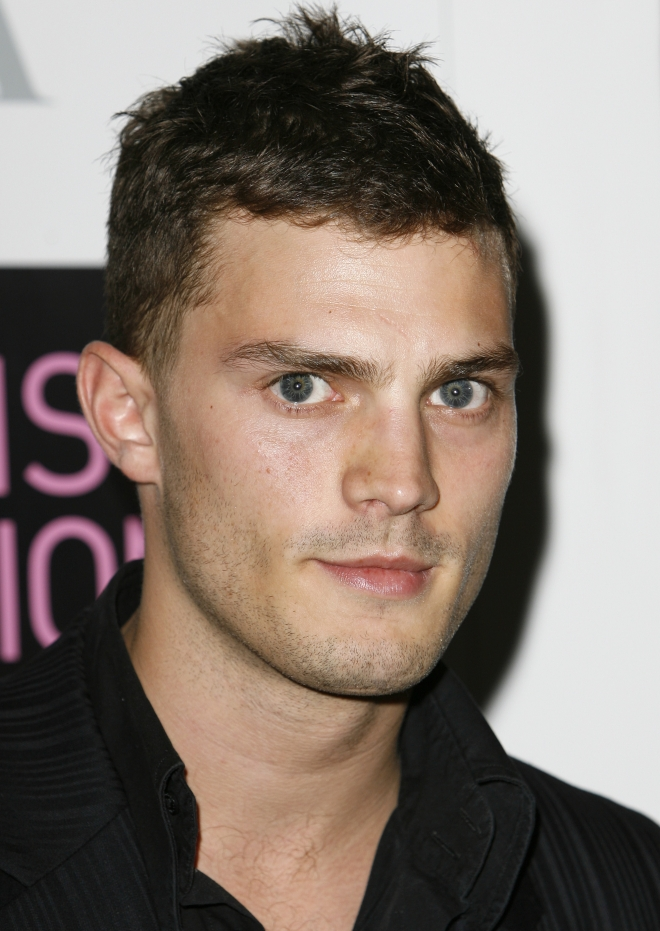 Jamie Dornan Weight Height Ethnicity Hair Color Eye Color