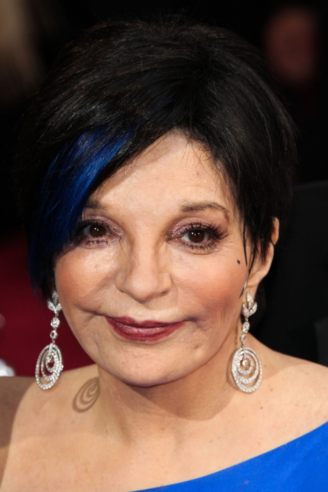 Liza Minnelli Weight Height Measurements Ethnicity Hair Color