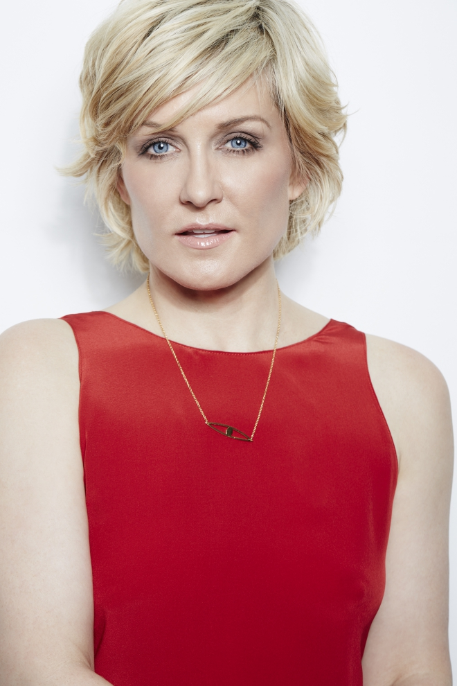 Amy Carlson Weight Height Ethnicity Hair Color