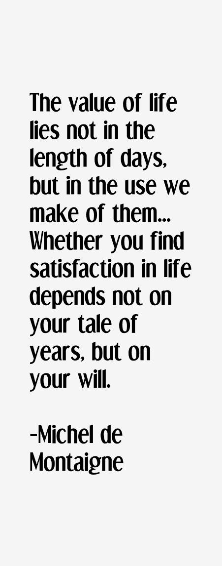 Image result for Michel de Montaigne quotes
