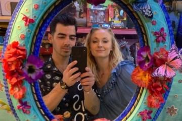 Joe Jonas y Sophie Turner serán papás muy pronto.