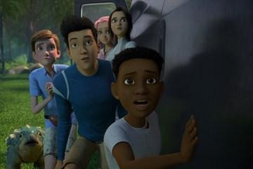 Netflix estrena serie animada de Jurassic World