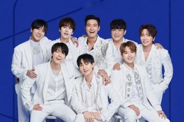 Super Junior en realidad aumentada en una app