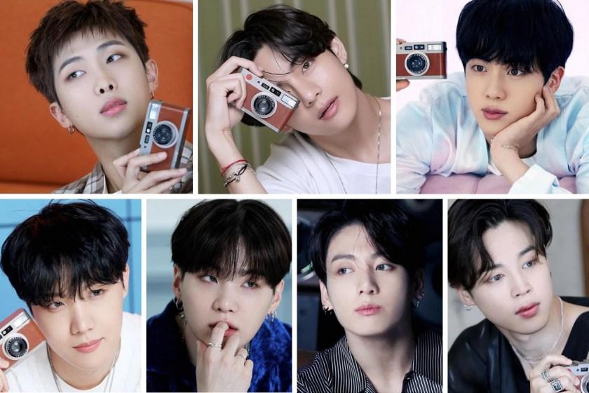 BTS lanzó su disco BE
