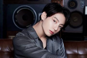 Jungkook de BTS, Hombre Internacional más Sexy, de People Magazine