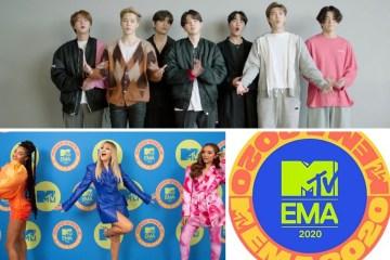 Lo mejor de los MTV EMAs 2020