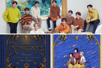 Super Junior anuncia álbum The renaissance