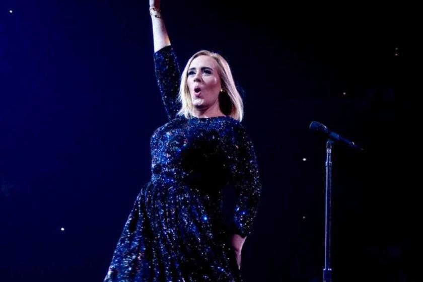 Adele podría sacar disco en febrero