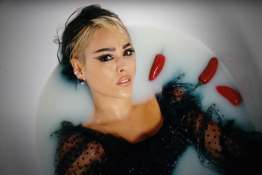 Danna Paola revela tracklist