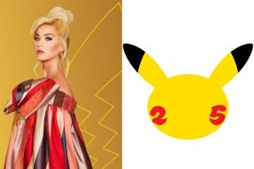 Katy Perry cantará para Pokémon