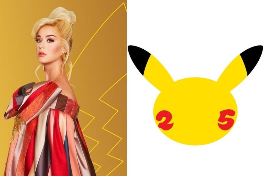 Katy Perry canta para Pokémon