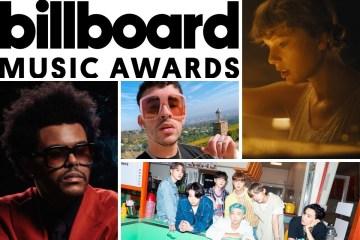 Nominados a los Billboard Music Awards 2021.