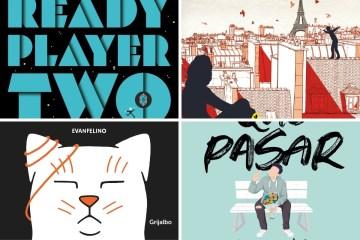 Ready player two, Tenía que pasar, Vale miau la vida, y Sophie en los cielos de París, recomendaciones de libros