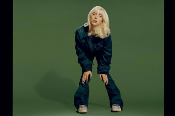 "Billie Eilish lanzó ""NDA"", segundo single del disco Happier than ever."