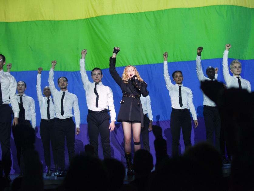 Madonna y documental Madame X.