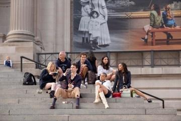 Gossip Girl continuará en noviembre en HBO Max.
